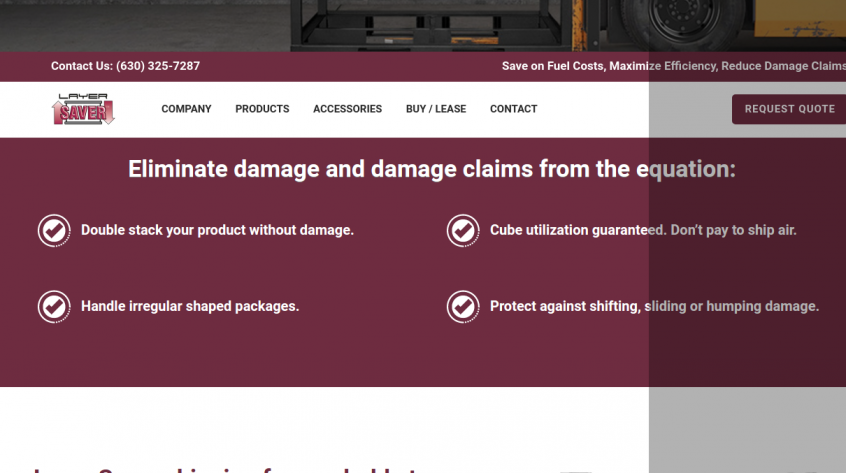 Layersaver - Chicago Web Design and Development