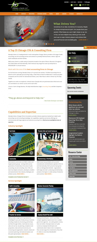 Warady Davis - Chicago Web Management